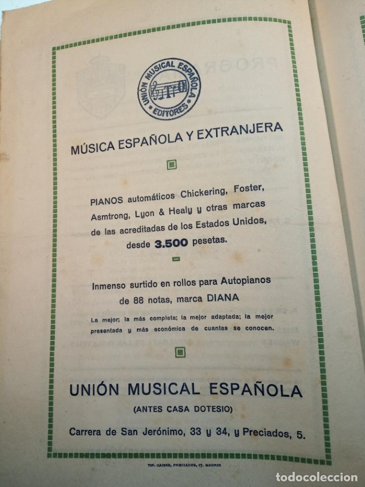 Coleccionismo: Extraordinaria colección de unos 30 programas del teatro Price, teatro del centro y de la comedia. - Foto 23 - 158904758