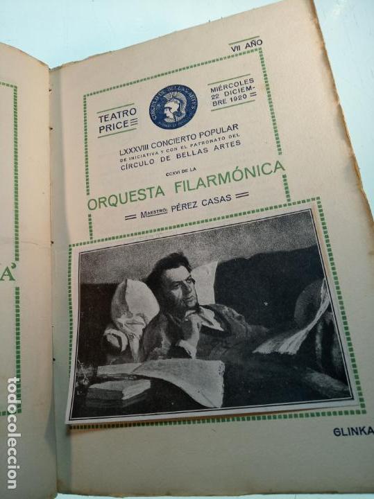 Coleccionismo: Extraordinaria colección de unos 30 programas del teatro Price, teatro del centro y de la comedia. - Foto 27 - 158904758