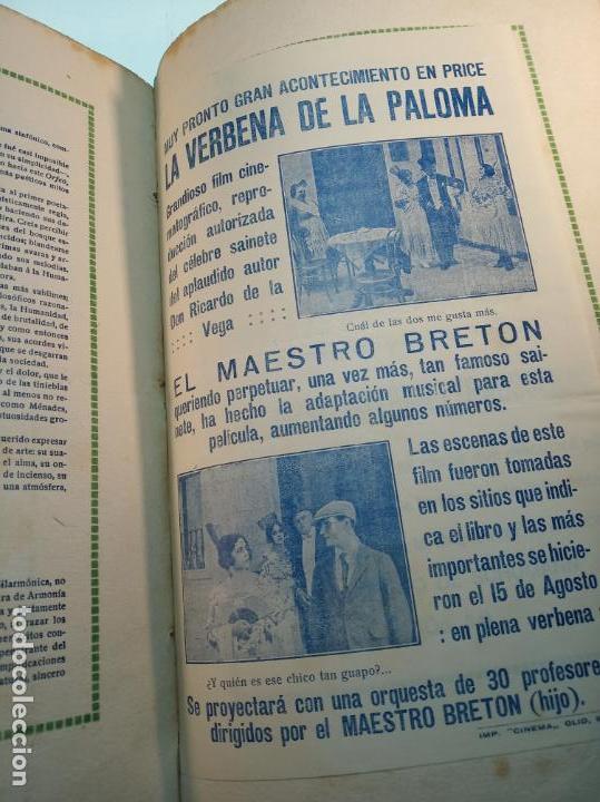 Coleccionismo: Extraordinaria colección de unos 30 programas del teatro Price, teatro del centro y de la comedia. - Foto 32 - 158904758