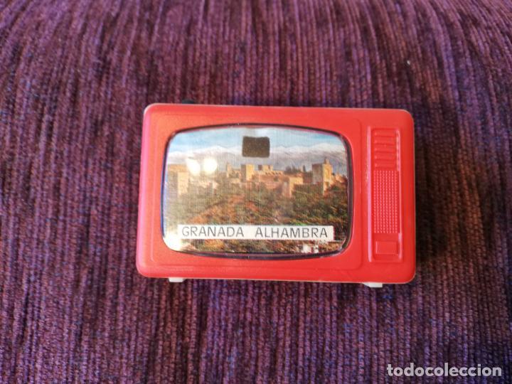 TELEVISOR VISOR DE LA ALHAMBRA (Coleccionismo - Varios)