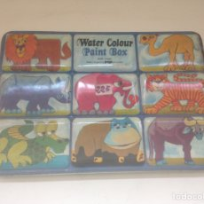 Coleccionismo: WATER COLOUR - PAINT BOX. Lote 159304678