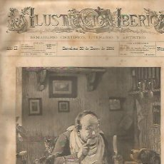 Coleccionismo: LAMINA 13227: EL GLOTON. Lote 159801612