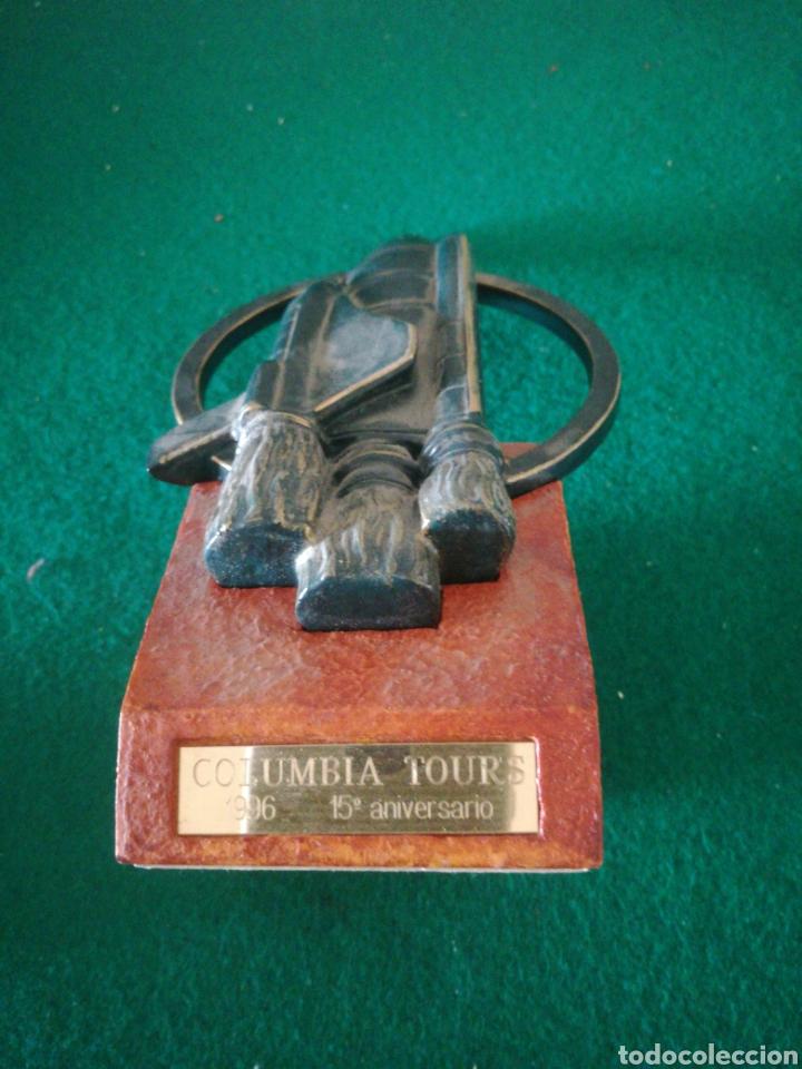 Coleccionismo: RECUERDO ANIVERSARIO LANZAMIENTO DEL COLUMBIA - Foto 2 - 159979320