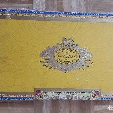 Coleccionismo: CAJA DE PUROS HABANOS PARTAGAS (HABANA - CUBA) - VER FOTOS ADICIONALES. Lote 159991998