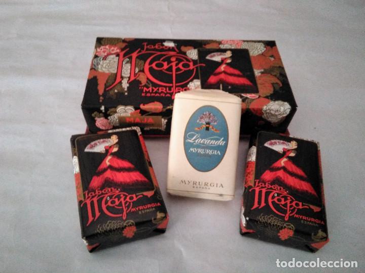 Coleccionismo: jabon perfumado - Foto 9 - 160013906