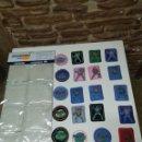 Coleccionismo: LOTE DE 20 PARCHES TERMOADHESIVOS TORTUGAS NINJA. Lote 160353421