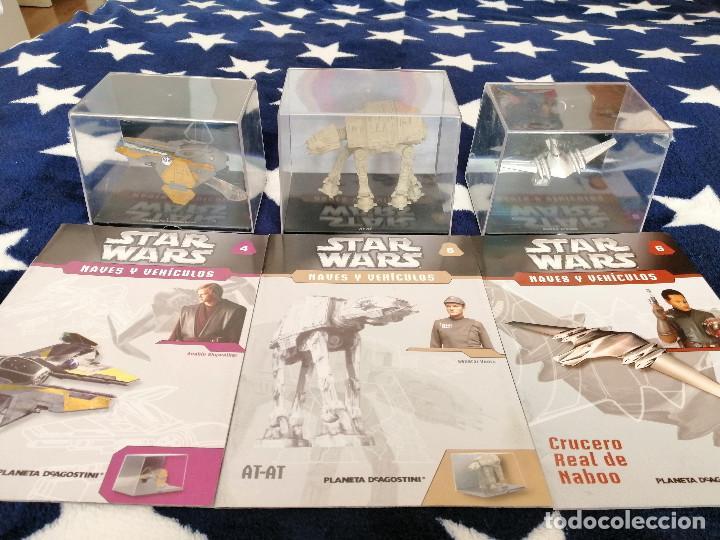 Coleccionismo: Naves y vehículos Star Wars - Foto 2 - 160505250
