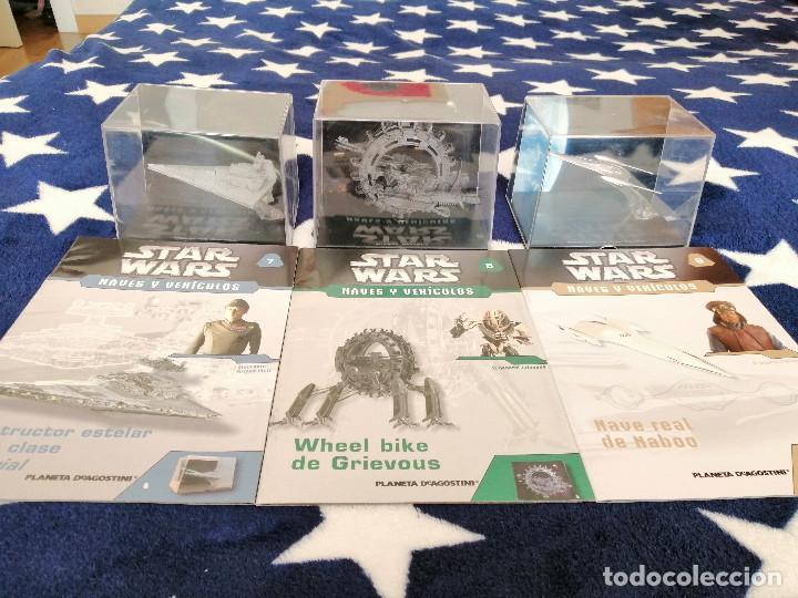 Coleccionismo: Naves y vehículos Star Wars - Foto 3 - 160505250