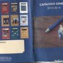 Coleccionismo: CATALOGO GENERAL 2013/2014 DE EDICIONES MORATA. Lote 160668016