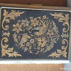 Coleccionismo: PITILLERA DAMASQUINADA. Lote 160851102