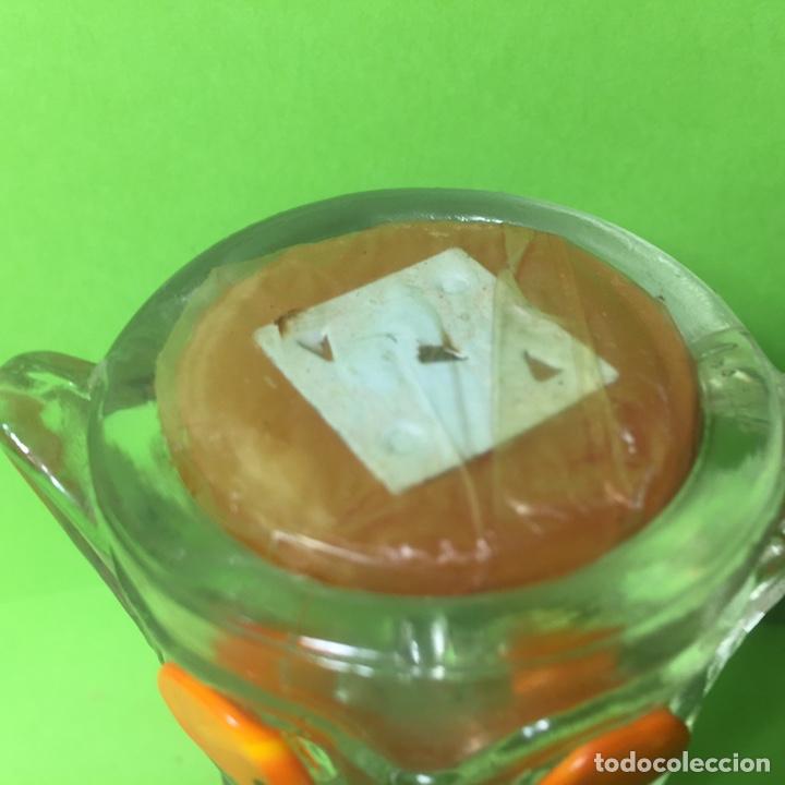 Coleccionismo: Búho Cristal con cirio - Foto 2 - 160895998