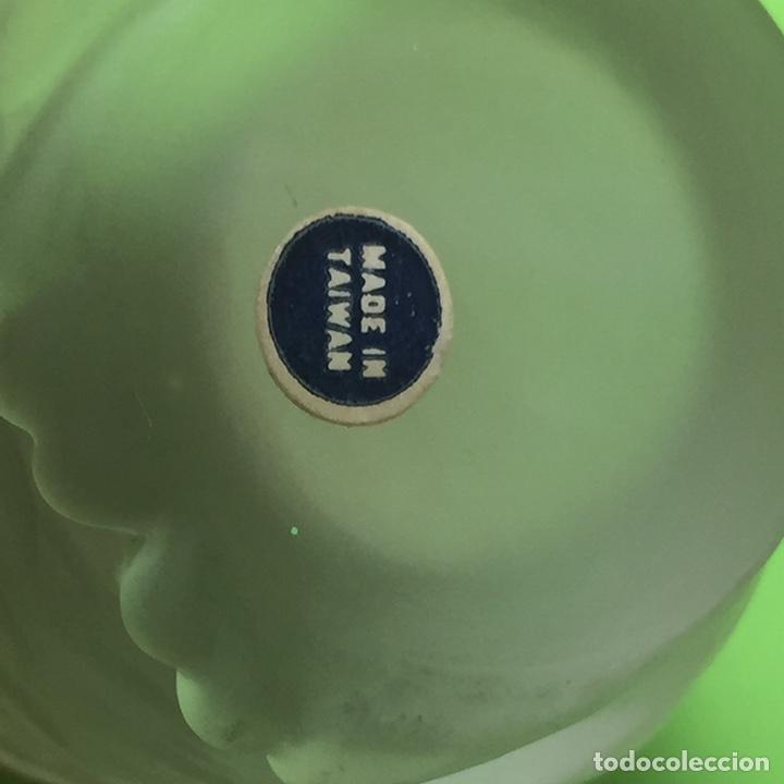 Coleccionismo: Búho Cristal con cirio - Foto 3 - 160895998