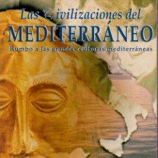 Coleccionismo: LAS CIVILIZACIONES DEL MEDITERRÁNEO. (CD-ROM MULTIMEDIA). Lote 160990782