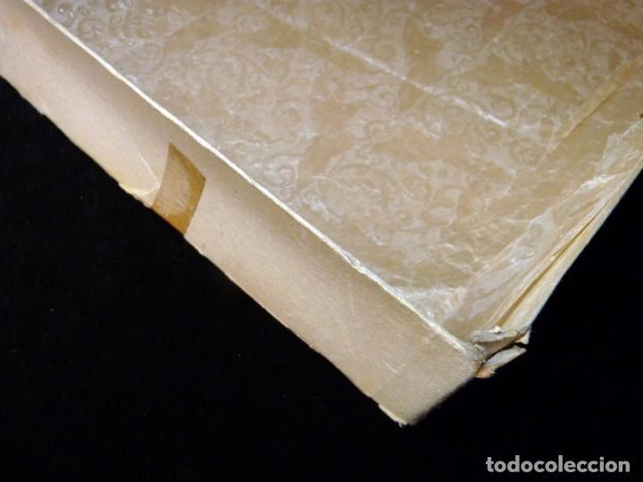Coleccionismo: ANTIGUA Y BONITA CAJA DE MADIAS. CARTÓN LITOGRAFIADO. FALLERAS VALENCIA. 26,5x17x4,5 cm. AÑOS 20-30 - Foto 7 - 161330766