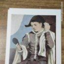 Coleccionismo: MFF.- LAMINA: PABLO PIASSO. ARLEQUIN CON ESPEJO, 1923.- 29'3 X 22'9 CMTS.-. Lote 161682646