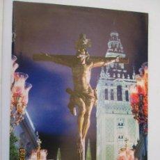 Coleccionismo: CRISTO EN SEVILLA - CAJA SAN FERNANDO SEVILLA 1997.. Lote 161919602