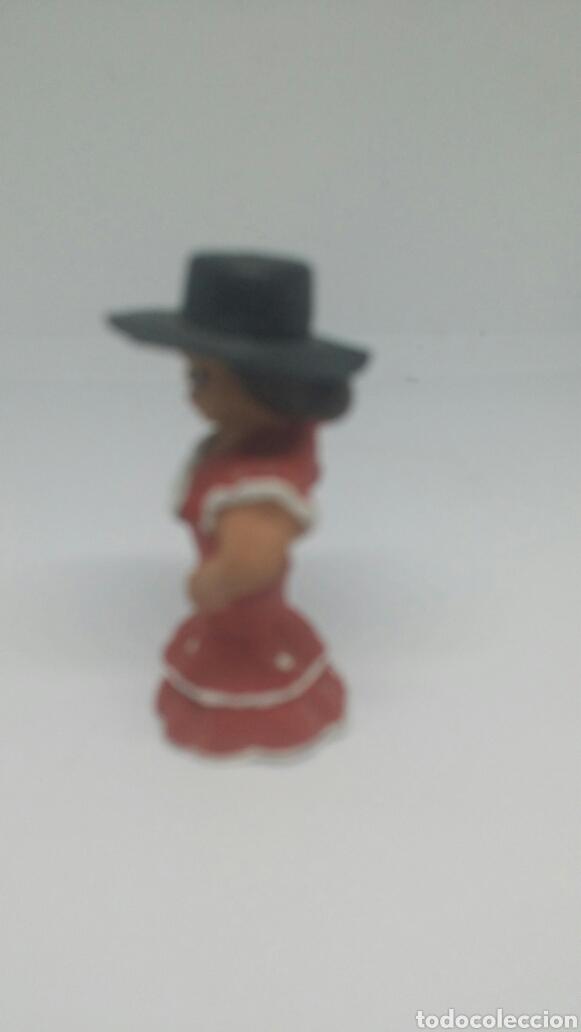 Coleccionismo: Gitannilla de arcilla - Foto 2 - 162102578
