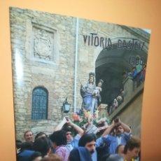 Coleccionismo: VITORIA-GASTEIZ 1986 FIESTAS-JAIAK. Lote 162522218
