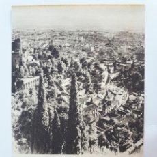 Coleccionismo: GRANADA.- VISTA GENERAL / BAEZA. - SEMINARIO. 1952. Lote 162562013