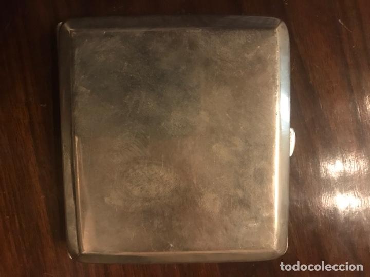 Coleccionismo: Pitillera esmaltada esmalte - Foto 3 - 162826538