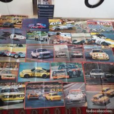 Coleccionismo: 22 PÓSTERS AUTOPISTA.AÑOS1971-75.VARIAS COMPETICIONES.. Lote 163070434