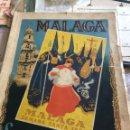 Coleccionismo: LIBRO DE LA SEMANA SANTA DE MALAGA 1954. Lote 164912540