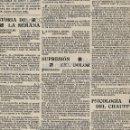 Coleccionismo: PPIO. 1900-SUPRESIÓN DOLOR PROGRESO-PSICOLOGÍA CHAUFFEUR-EXÓTICO MUERTE KOYZOUME YOKOUMO-TEATRO. Lote 165258250