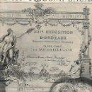 Coleccionismo: AÑO 1954 RECORTE PRENSA PUBLICIDAD CODORNIU EXPOSITION BORDEAUX MEDAILLE D'OR DIPLOME CAVA. Lote 165258526