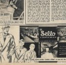 Coleccionismo: AÑO 1954 RECORTE PRENSA PUBLICIDAD COMERCIO ALMACEN SELLO MODA BARCELONA. Lote 165258846