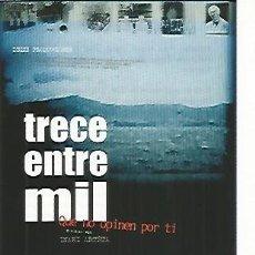 Coleccionismo: CROMO CINE 1250: TRECE ENTRE MIL. Lote 57899988