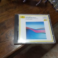 Coleccionismo: CD GUSTAV MAHLER. Lote 166423789