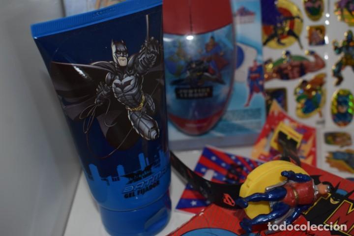 Coleccionismo: Lote merchandising Batman - Foto 3 - 166458262