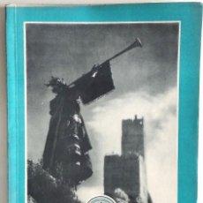 Coleccionismo: ALCOY - PROGRAMA DE FIESTAS MOROS Y CRISTIANOS EN HONOR DE SAN JORGE MÁRTIR - ABRIL1946. Lote 166558118