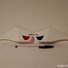 Coleccionismo: GAFAS 3D - BURMAR FLAX - ALBUM - GOLOSINAS - ESTEREOSCOPICAS. Lote 166582102