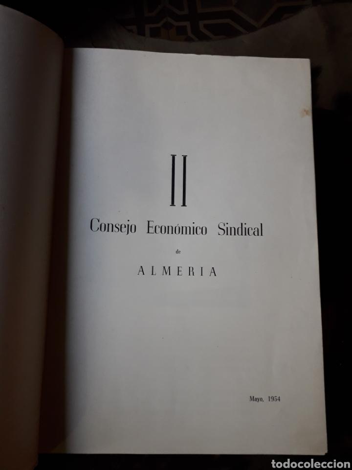 Coleccionismo: II consejo económico sindical de Almería - Foto 2 - 166719908