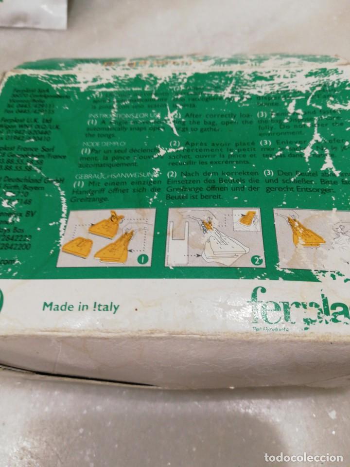 Coleccionismo: Artilugio para recoger los escrementos de perro. - Foto 2 - 166791374