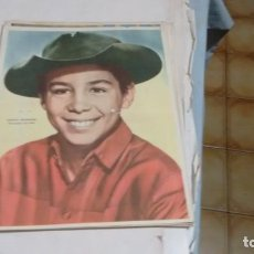 Coleccionismo: JOHNNY CRAWFORD - TV CANAL -. Lote 166934704