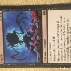 Coleccionismo: CARTA MAGIC #NIHILIT. Lote 168120184
