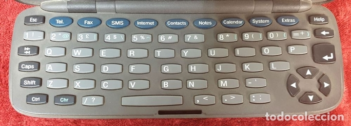 Coleccionismo: TELÉFONO MÓVIL PDA. NOKIA 9000. MODELO RAE-1N. JAPON. 1996. - Foto 7 - 168173892
