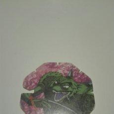 Coleccionismo: TAZO MATUTANO DRAGON BALL N° 34.. Lote 168305164
