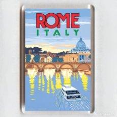 Coleccionismo: IMAN ACRILICO NEVERA - ROMA. Lote 140769918