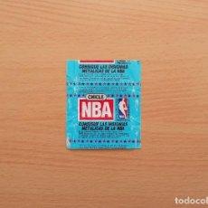 Coleccionismo: CHICLE CHICLES ENVOLTORIO NBA 1989 GENERAL DE CONFITERIA (1). Lote 168721048