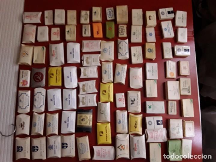 COLECCION 238 PASTILLAS JABON - HOTELES AEROLINEA... -4,700GRS (Coleccionismo - Varios)
