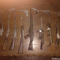 Coleccionismo: LOTE DE ARMAS MINIATURA. Lote 169962814