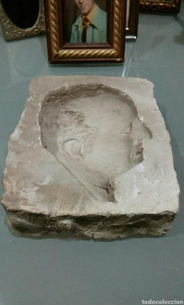 Coleccionismo: Antiguo molde de escayola - Foto 2 - 170059250