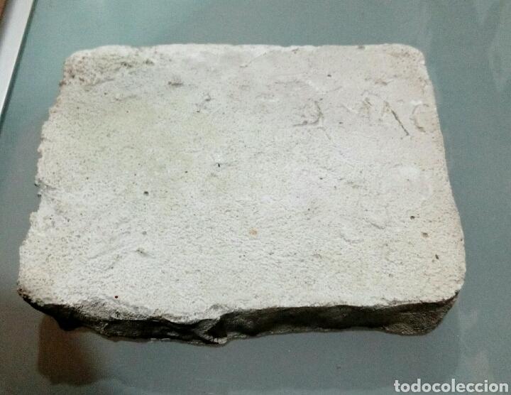 Coleccionismo: Antiguo molde de escayola - Foto 3 - 170059250