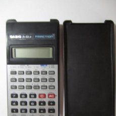 Coleccionismo: CALCULADORA CASIO FX-82LB FRACTION. Lote 170083436