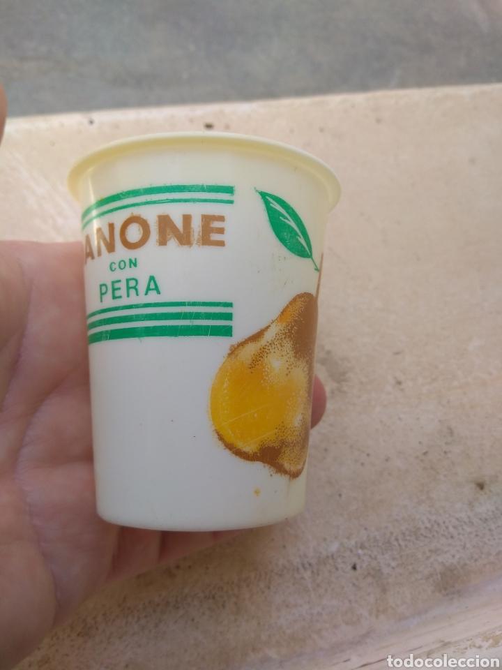 Coleccionismo: Antiguo Vaso de Danone con Pera - Foto 2 - 170861374