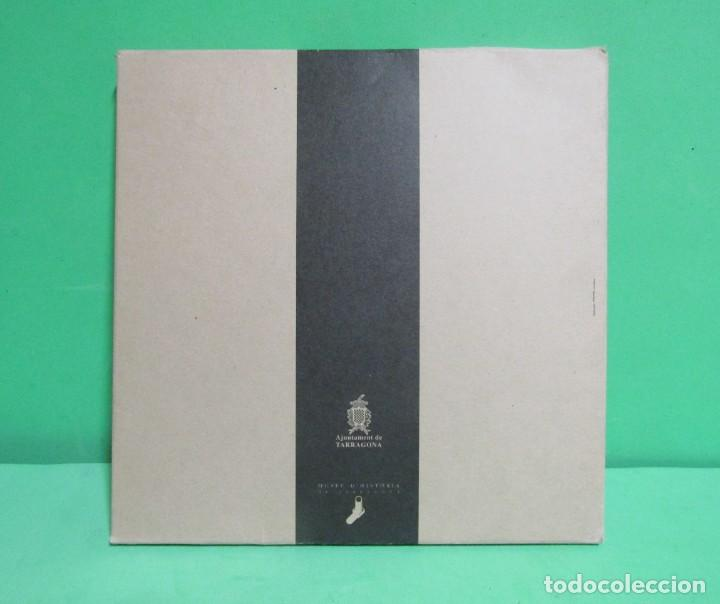 Coleccionismo: TARRAGONA CIR EL GRAN EXPOSICIÓ DE TAPISSOS DE LA CATEDRAL DE TARRAGONA 9 LAMINES FORMAT DIPTIC - Foto 3 - 171216195