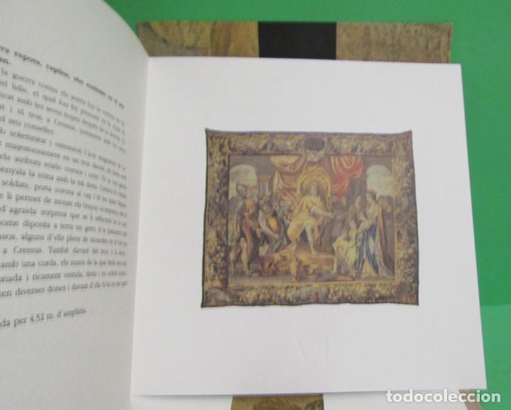 Coleccionismo: TARRAGONA CIR EL GRAN EXPOSICIÓ DE TAPISSOS DE LA CATEDRAL DE TARRAGONA 9 LAMINES FORMAT DIPTIC - Foto 4 - 171216195